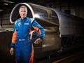Самый быстрый человек в мире хочет разогнаться до 1600 километров в час