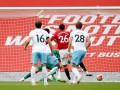 Манчестер Юнайтед потерял очки в матче с Вест Хэмом