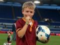 Сын Франческо Тотти забил гол в римском дерби