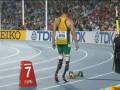 Мимо финала. Бегун-ампутант проигрывает забег на 400 м на ЧМ в Тэгу