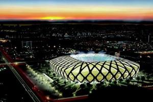 Стадионы ЧМ-2014