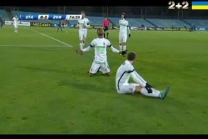 Сталь - Заря 0:2 Видео голов и обзор матча чемпионата Украины