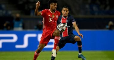 ПСЖ - Бавария 0:1 видео гола и обзор матча Лиги чемпионов