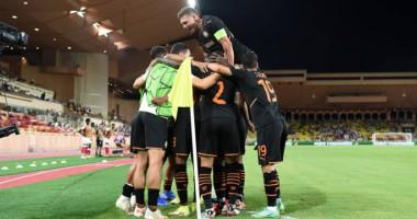 Монако - Шахтер 0:1 видео гола и обзор матча ЛЧ