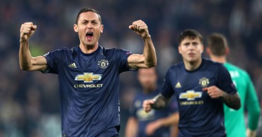 Ювентус - Манчестер Юнайтед 1:2 видео голов и обзор матча ЛЧ