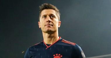 Левандовский - лучший игрок пятого тура Лиги чемпионов