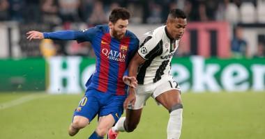 Ювентус - Барселона 3:0 Видео голов и обзор матча Лиги чемпионов