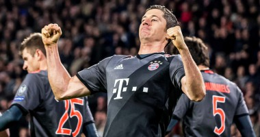 ПСВ - Бавария 1:2 Видео голов и обзор матча Лиги чемпионов