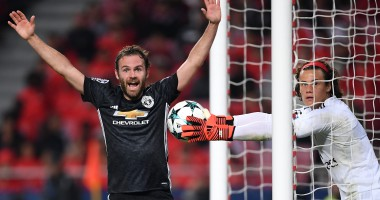 Бенфика - Манчестер Юнайтед 0:1 Видео гола и обзор матча Лиги чемпионов