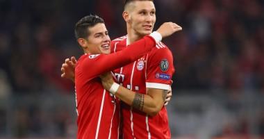 Бавария - Андерлехт 3:0 видео голов и обзор матча Лиги чемпионов