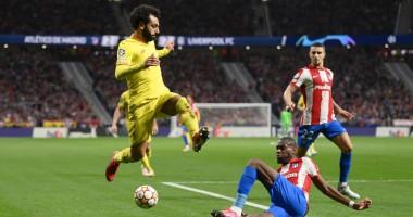 Атлетико - Ливерпуль 2:3: Видео голов и обзор матча
