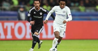 Карабах – Челси 0:4 видео голов и обзор матча