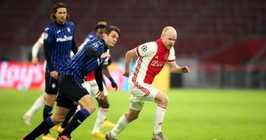 Аякс - Аталанта 0:1 Видео гола и обзор матча Лиги чемпионов