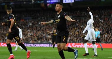 Реал - Манчестер Сити 1:2 видео голов и обзор матча Лиги чемпионов