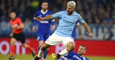 Шальке - Манчестер Сити 2:3 видео голов и обзор матча Лиги чемпионов