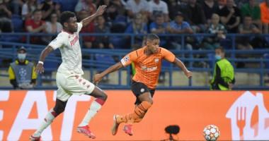 Шахтер - Монако 2:2 видео голов и обзор матча