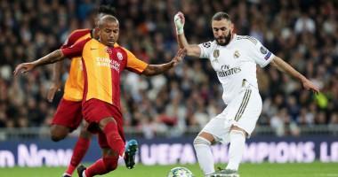 Реал - Галатасарай 6:0 видео голов и обзор матча Лиги чемпионов
