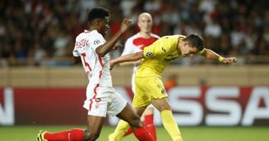 Монако - Вильярреал 1:0 Видео гола и обзор матча Лиги чемпионов