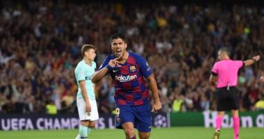 Барселона - Интер 2:1 видео голов и обзор матча Лиги чемпионов