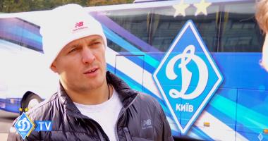 Усик поддержит Динамо в матче с Бенфикой