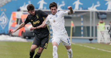 Динамо - Ювентус 3:0 видео голов и обзор матча Юношеской Лиги УЕФА
