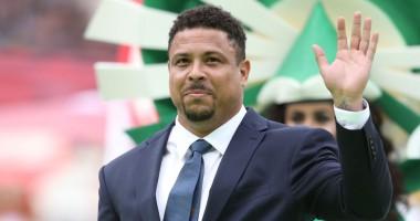 Роналдо назвал своего победителя в финале Лиги чемпионов
