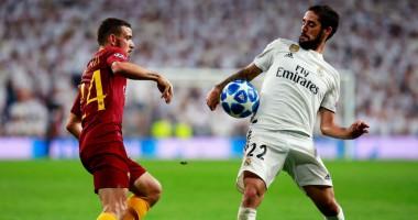 Реал – Рома 3:0 видео голов и обзор матча Лиги чемпионов