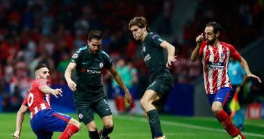 Атлетико - Челси 1:2 видео голов и обзор матча Лиги чемпионов