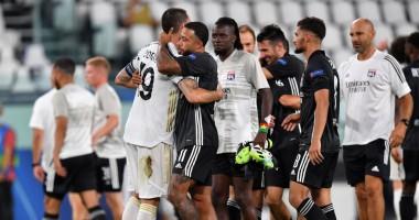 Лион сенсационно выбил Ювентус из Лиги чемпионов