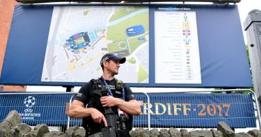 Стадион в Кардиффе будет самым охраняемым местом за всю историю Лиги чемпионов