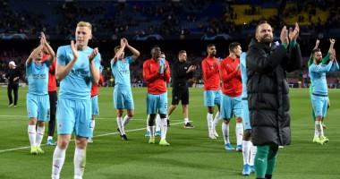 Барселона - Славия 0:0 видео обзор матча Лиги чемпионов