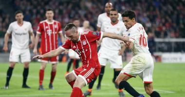 Бавария – Севилья 0:0 обзор матча Лиги чемпионов