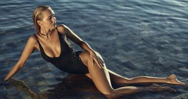 Красотка пятницы: роскошная модель, которая бросила Кариуса после финала ЛЧ
