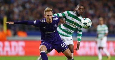 Андерлехт - Селтик 0:3 видео голов и обзор матча Лиги чемпионов