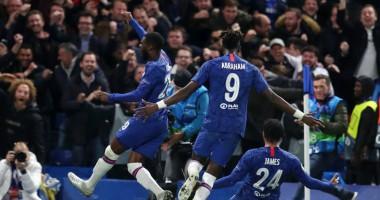 Челси - Аякс 4:4 видео голов и обзор матча Лиги чемпионов