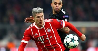 Бавария - ПСЖ 3:1 видео голов и обзор матча Лиги чемпионов