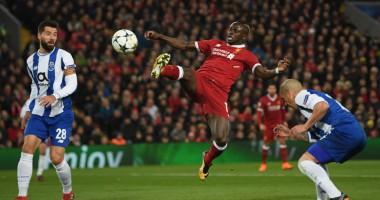 Ливерпуль – Порту 0:0 видео обзор матча Лиги чемпионов