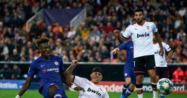 Валенсия - Челси 2:2 видео голов и обзор матча Лиги чемпионов