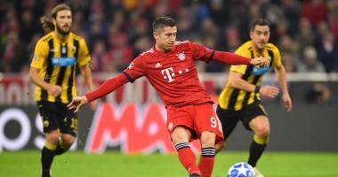 Бавария - АЕК 2:0 видео голов и обзор матча Лиги чемпионов