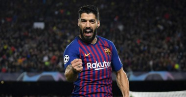 Барселона забила свой 500-й гол в Лиге чемпионов