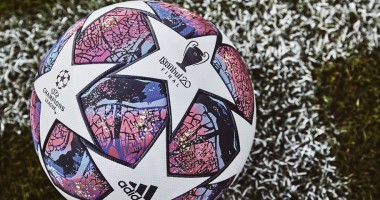 УЕФА представил мяч финала Лиги чемпионов-2019/20