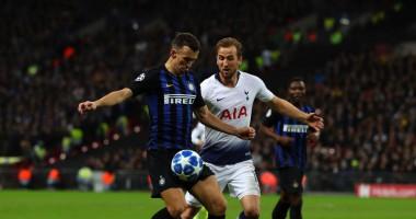 Тоттенхэм – Интер 1:0 видео гола и обзор матч Лиги чемпионов