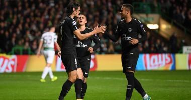 Селтик – ПСЖ 0:5 видео голов и обзор матча Лиги чемпионов