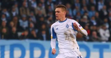 Цыганков и Кравец пропустили тренировку Динамо перед матчем с АЗ