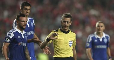Проигранная лотерея: Как Динамо уступило Бенфике в Лиссабоне
