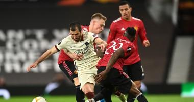 Манчестер Юнайтед — Рома 6:2 видео голов и обзор полуфинала Лиги Европы