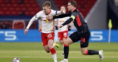 РБ Лейпциг - Ливерпуль 0:2 видео голов и обзор матча