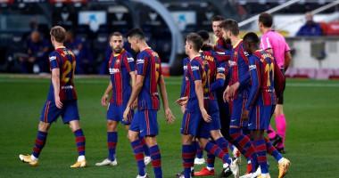 Динамо Киев - Барселона 0:4 видео голов и обзор матча