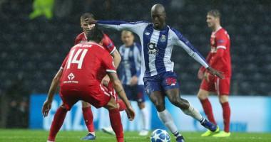 Порту - Локомотив 4:1 видео голов и обзор матча Лиги чемпионов