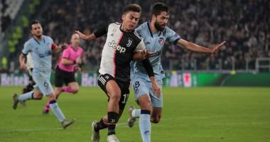 Ювентус - Атлетико 1:0 видео гола и обзор матча Лиги чемпионов